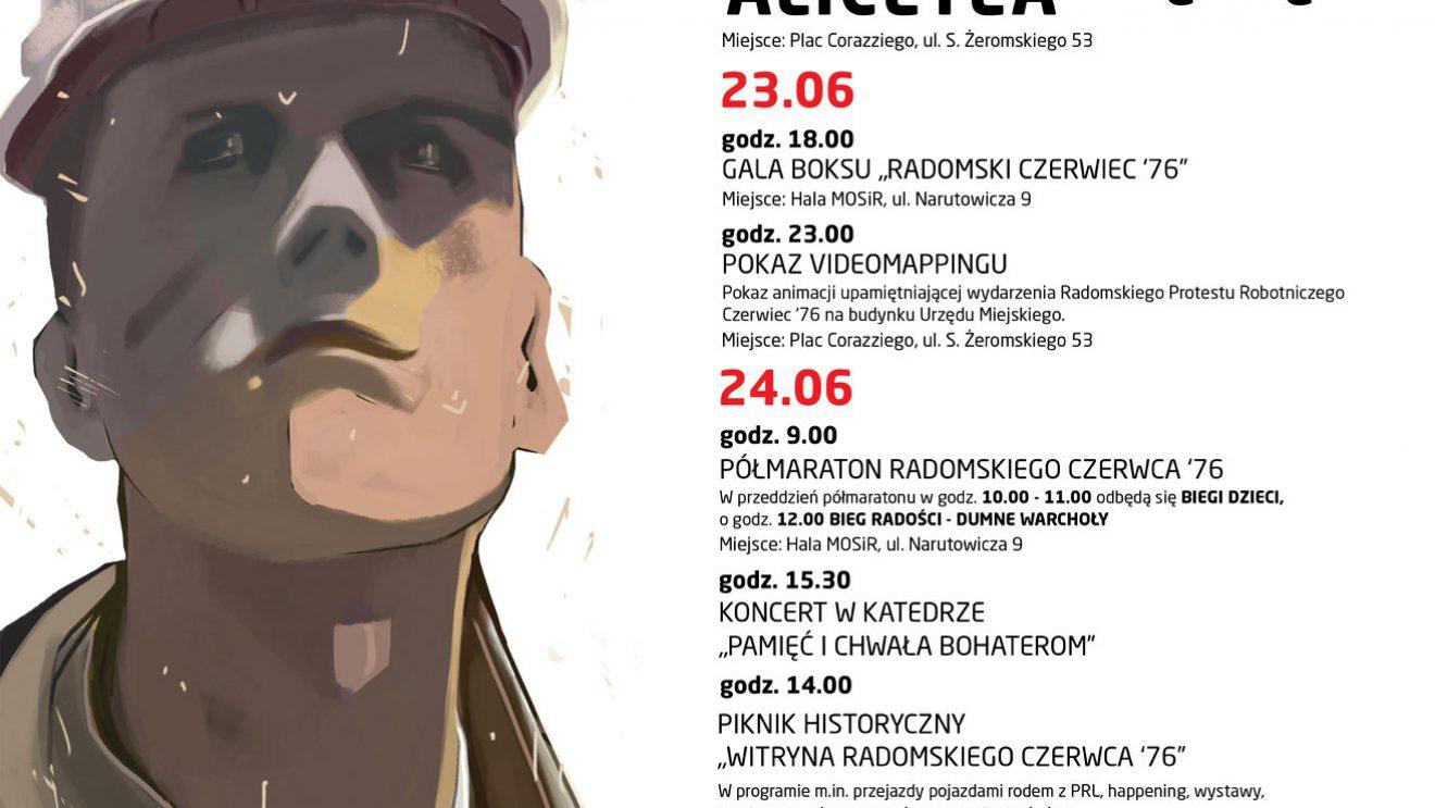 Azyl P. w Radomiu!