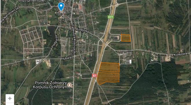 Gmina Szydłowiec poszerza ofertę inwestycyjną