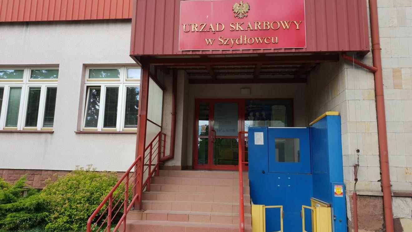 Będzie nowa winda dla niepełnosprawnych w Urzędzie Skarbowym
