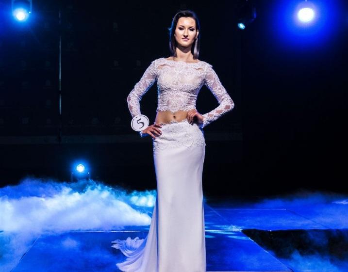 "Wiktoria Karpeta z dziką kartą ""Miss Polonia"""