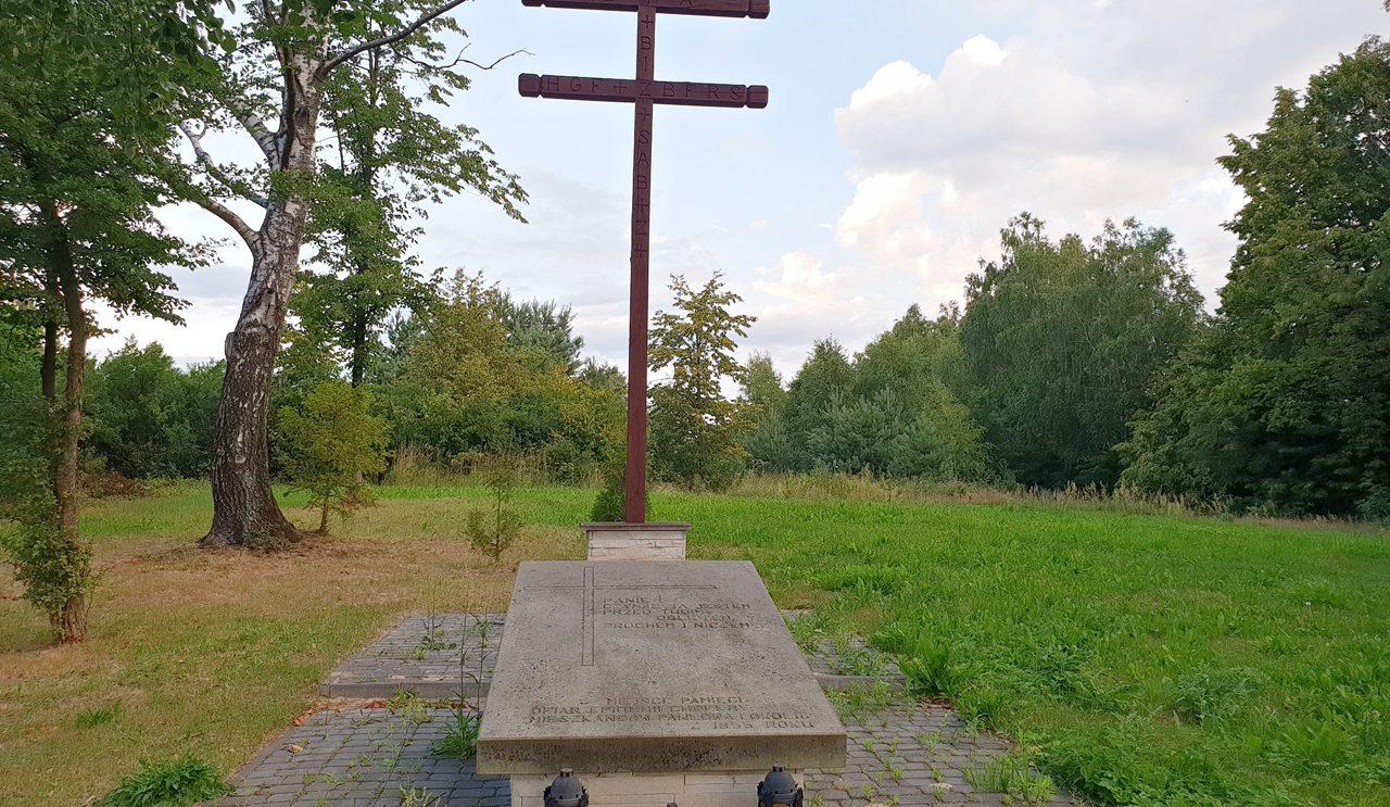 Cmentarz choleryczny w Pawłowie