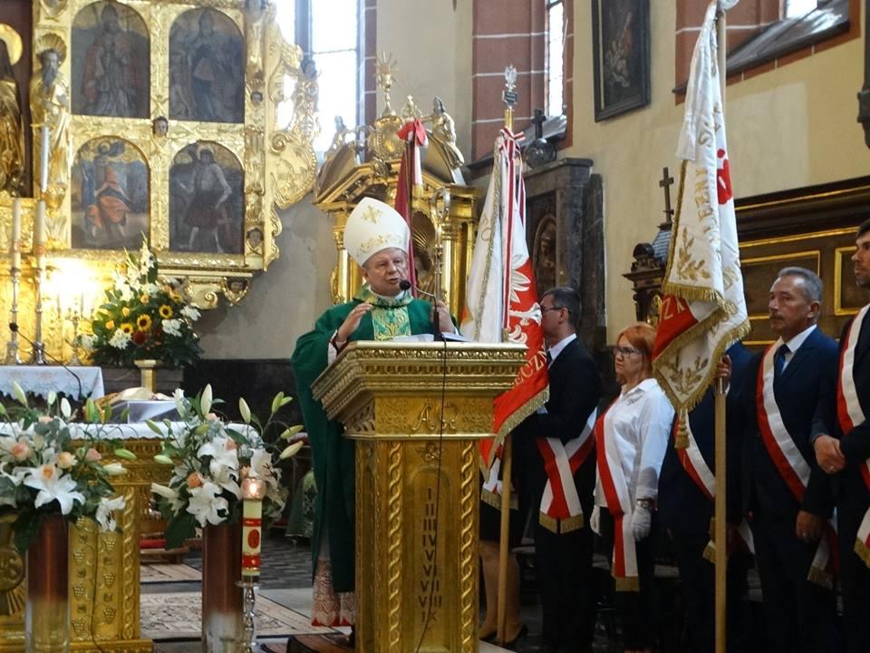 Msza święta z okazji rocznicy śmierci ks. Romana Kotlarza