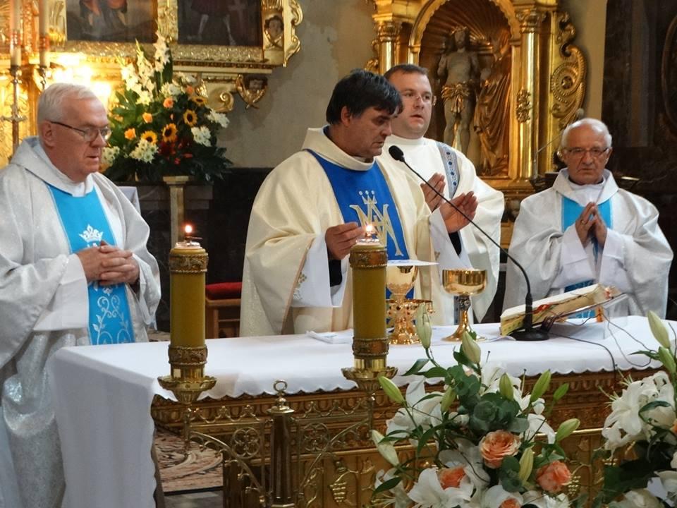 Odpust parafialny ku czci Matki Bożej Szkaplerznej