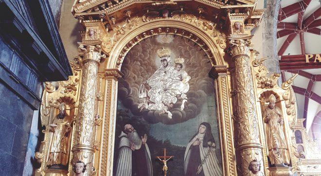 Szydłowiecki ołtarz Matki Boskiej Szkaplerznej