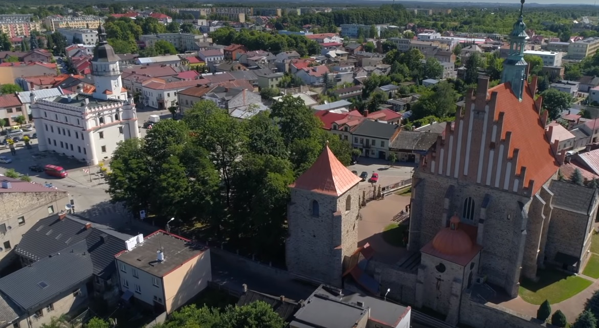 Reportaże o gminie Szydłowiec i gminie Orońsko