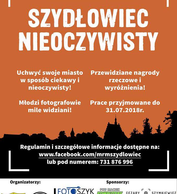 """""""Szydłowiec Nieoczywisty"""" – konkurs fotograficzny"""