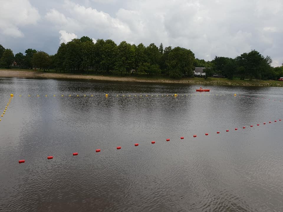 Woda w szydłowieckim zalewie nie do kąpieli – informuje SANEPID