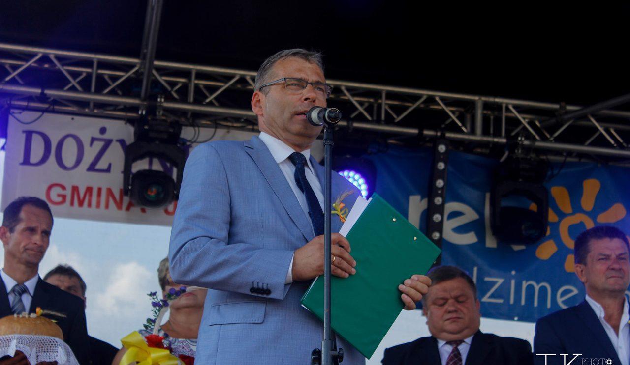 Andrzej Bracha ponownie kandydatem na wójta gminy Jastrząb