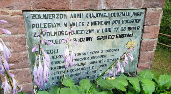 75. rocznica Bitwy pod Ciechostowicami