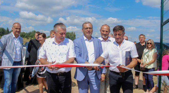 Pierwszy turniej na nowych boiskach w Jastrzębiu