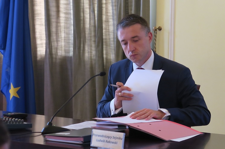 Sesja sejmiku województwa mazowieckiego: Szydłowiec z dofinansowaniem