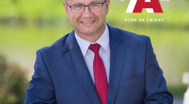 """Sławomir Nojek i """"Alternatywa dla Szydłowca"""" mówią, że """"pora na zmiany"""""""