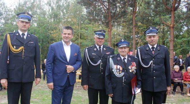 55 – lat Ochotniczej Straży Pożarnej w Nowym Dworze