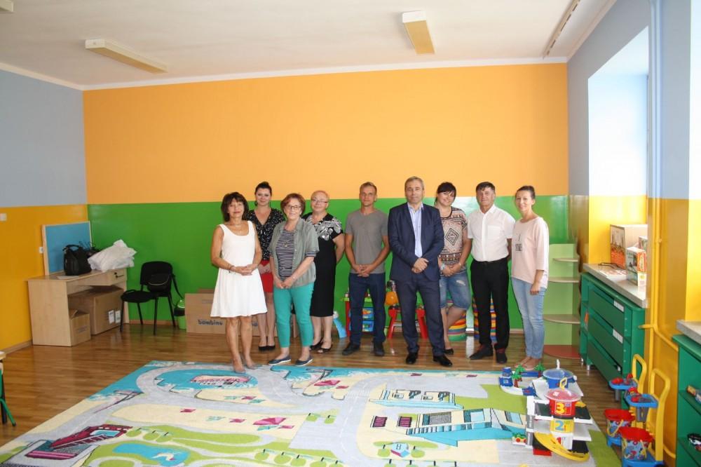 Nowy oddział przedszkola w Jastrzębiu