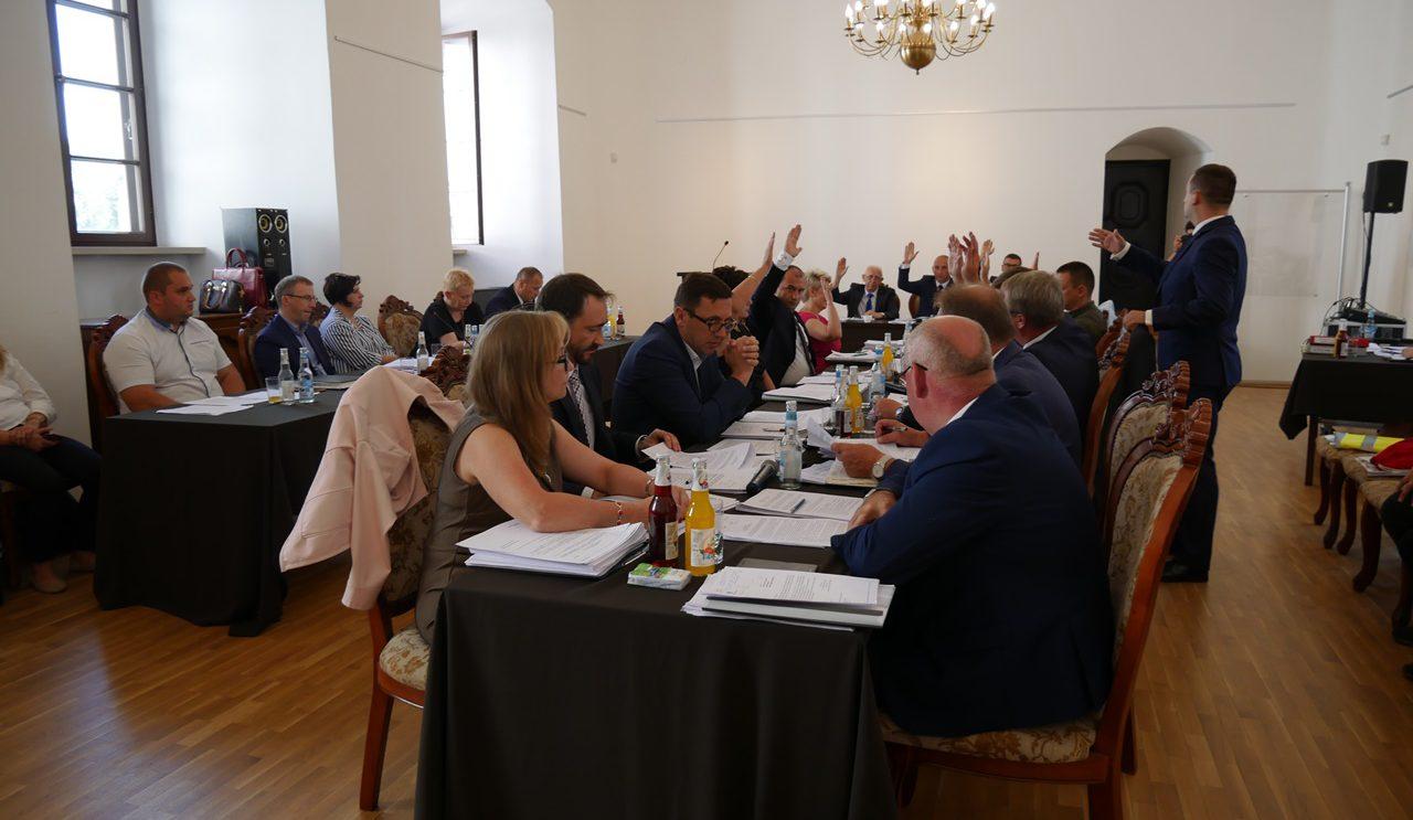 Wrześniowa sesja Rady Miejskiej w Szydłowcu