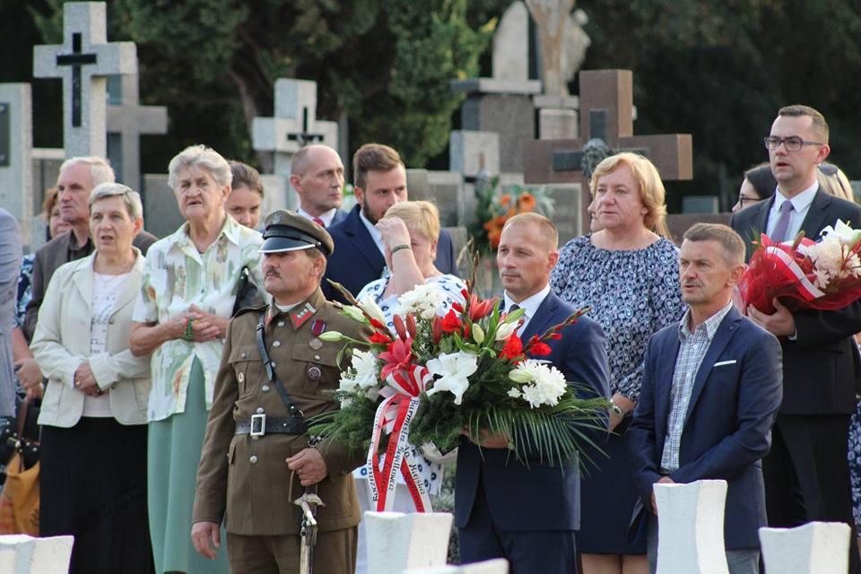 Szydłowiec pamiętał w rocznicę wybuchu II Wojny Światowej