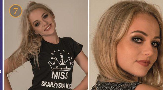 Małgorzata Szcześniak pretenduje do tytułu Miss Skarżyska