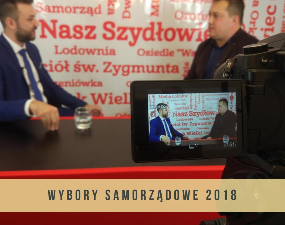 """""""Wywiad wyborczy"""" z Kamilem Skrzyniarzem"""