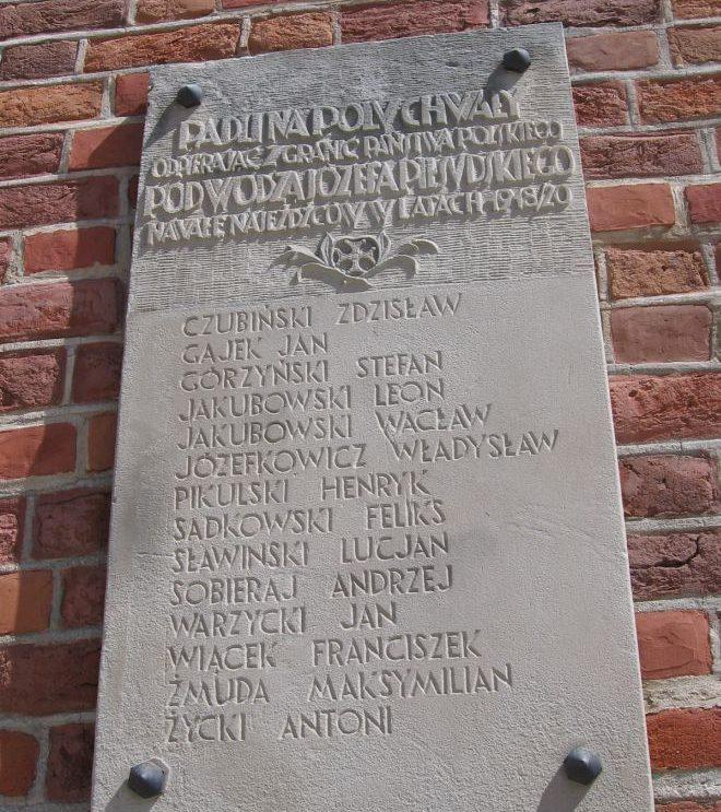 Apel o rozpropagowanie tematu poszukiwań i identyfikacji bohaterów poległych w odsieczy Lwowa i Kresów z wojny 1918 – 1919 roku, pochodzących z Ziemi Radomskiej