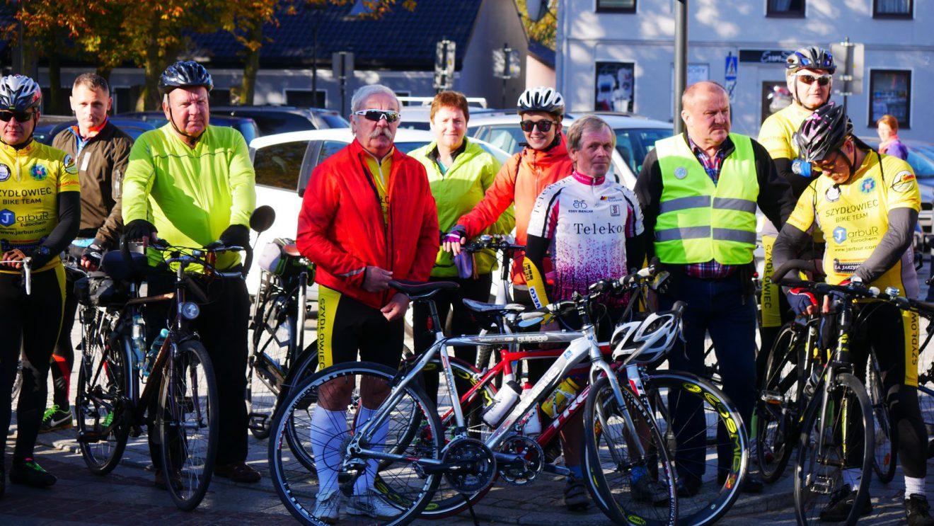 100 kilometrów na rowerze na 100-lecie niepodległości Polski!