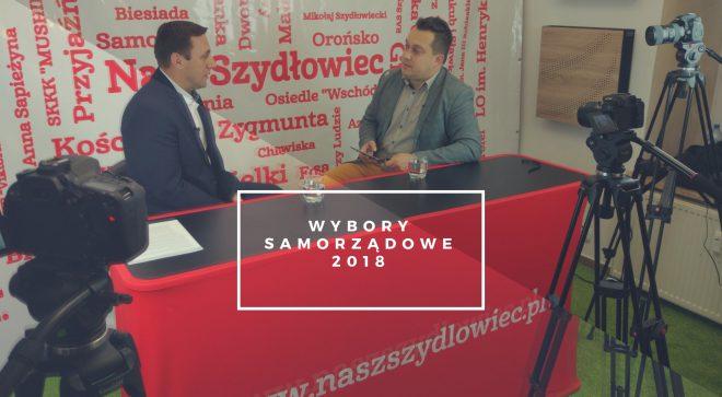 """""""Wywiad wyborczy"""" z Maciejem Kapturskim"""