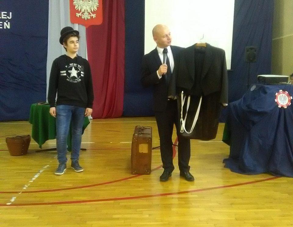 Spotkanie z dyrektorem Muzeum Henryka Sienkiewicza