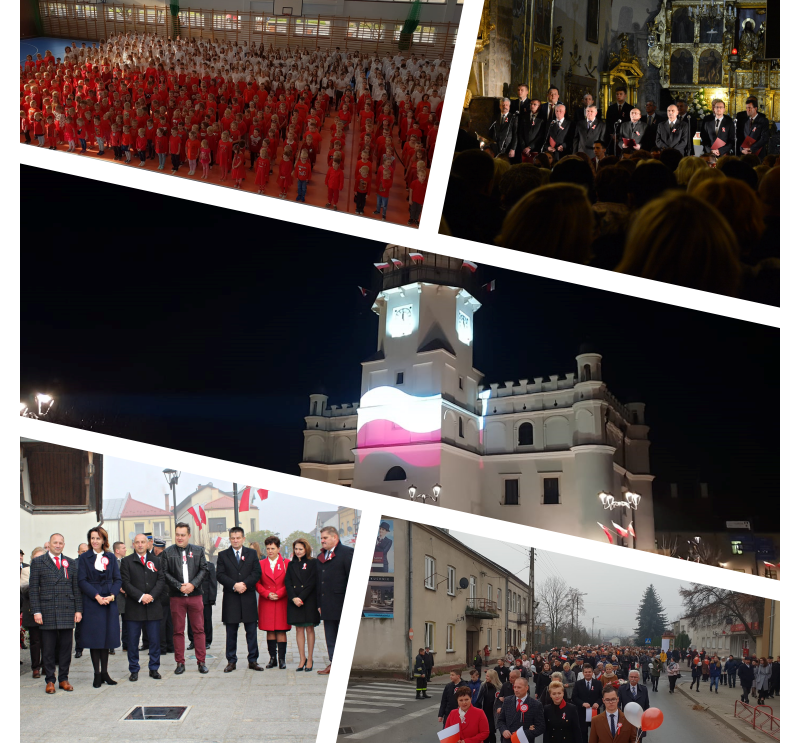 Trzydniowe świętowanie odzyskania niepodległości w Szydłowcu