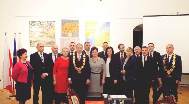 V sesja Rady Miejskiej w Szydłowcu VIII kadencji