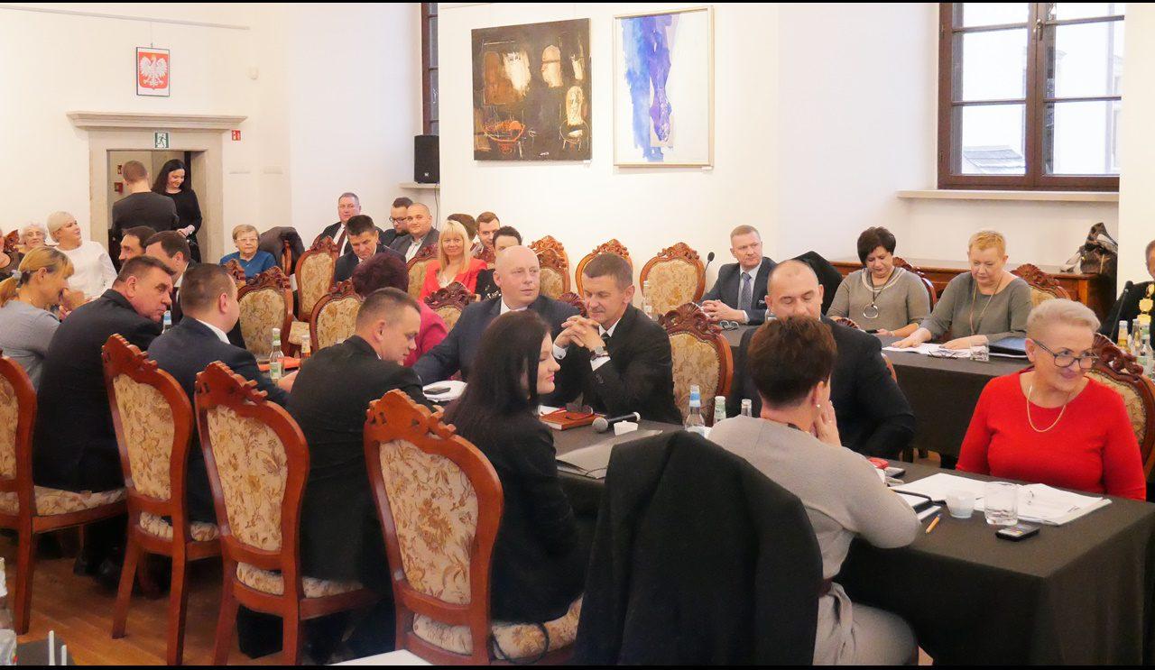 Transmisja obrad Rady Miejskiej w Szydłowcu