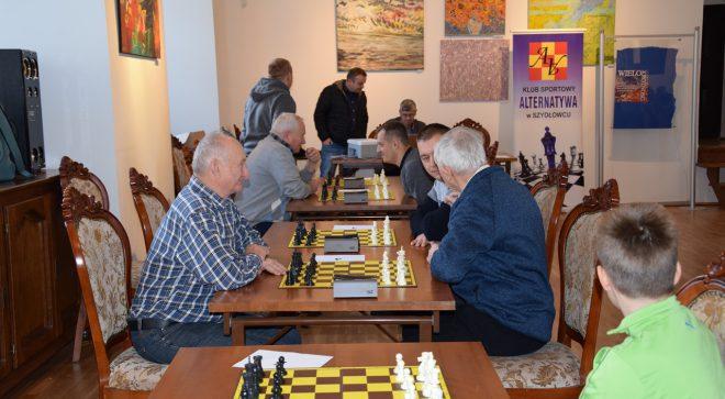 Zaproszenie do szachownicy
