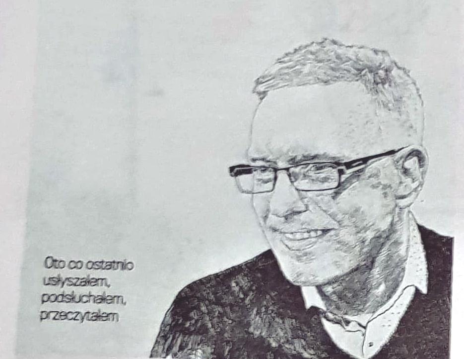 """Tomasz Orman bohaterem rubryki Mariusza Szczygła w """"Dużym Formacie"""""""