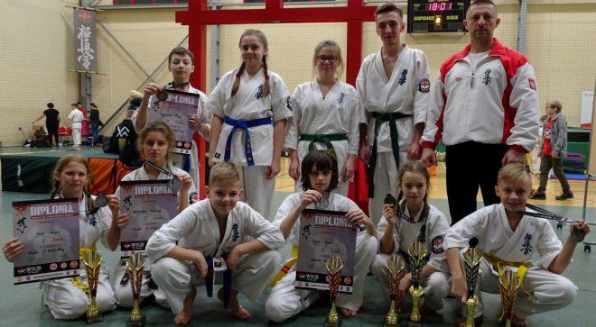 VIII Międzynarodowy Turniej Karate Rudnik nad Sanem
