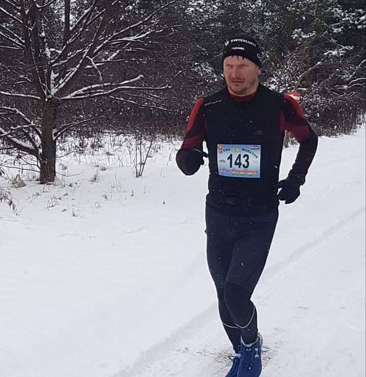 Karol Grabda z Mirowa wygrał morderczy bieg