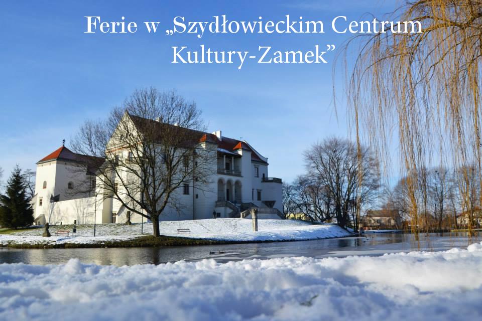 Ferie w Szydłowieckim Centrum Kultury – Zamek