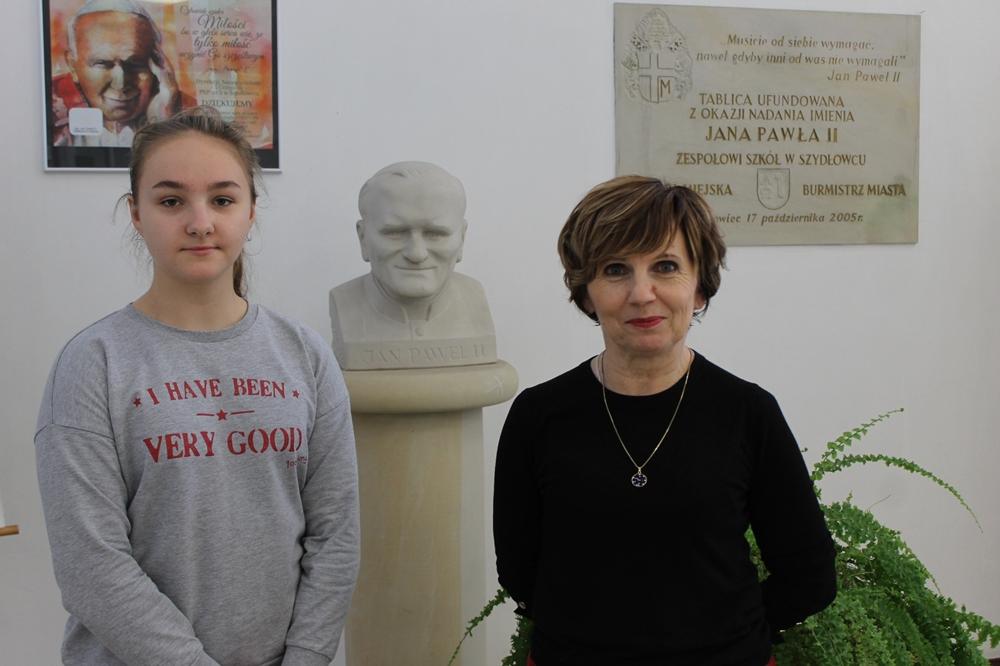 Sukces Wiktorii Nowocień w ogólnopolskim konkursie historycznym