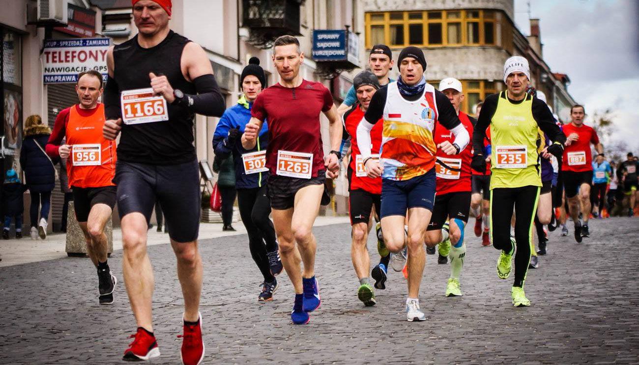 Silna reprezentacja naszych biegaczy w XII Biegu Kazików w Radomiu