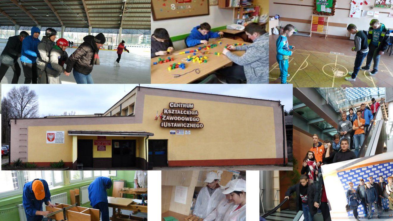 Polecamy nasze szkoły! Centrum Kształcenia Zawodowego i Ustawicznego w Szydłowcu