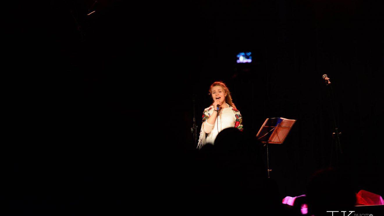 Karina Czarnota zaczarowała szydłowiecką publiczność