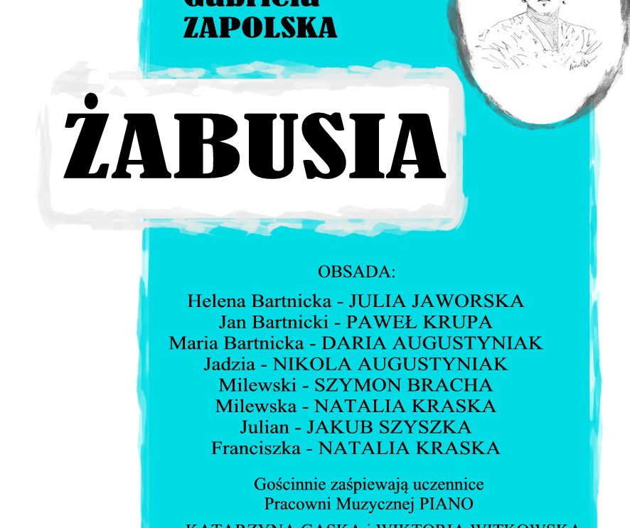 """""""Zamczysko"""" zaprasza na premierę dramatu"""