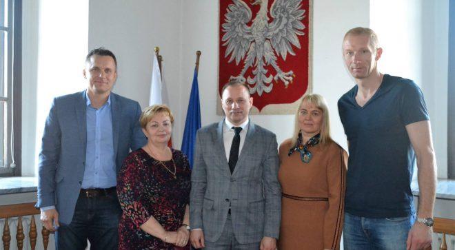Karol Bielecki gościł w Szydłowcu!
