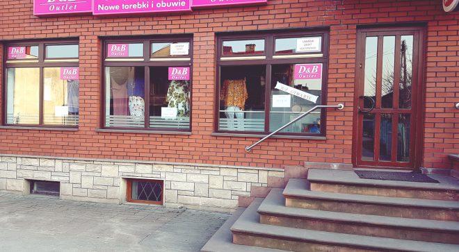 Zapraszamy do nowo otwartego sklepu D&B Outlet w Szydłowcu!