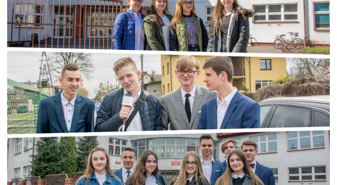 Wypowiedzi młodzieży po egzaminach