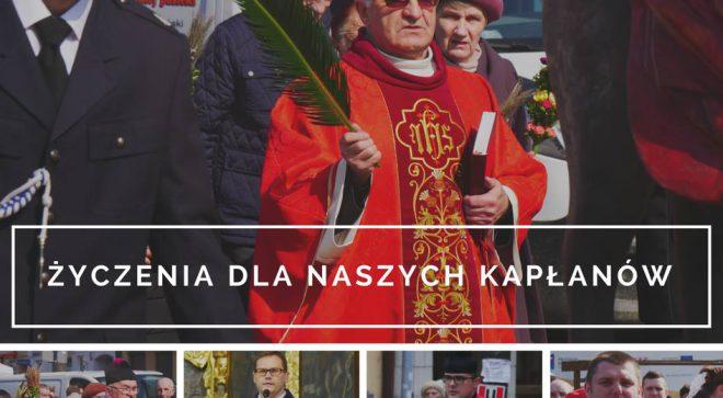 Życzenia dla kapłanów