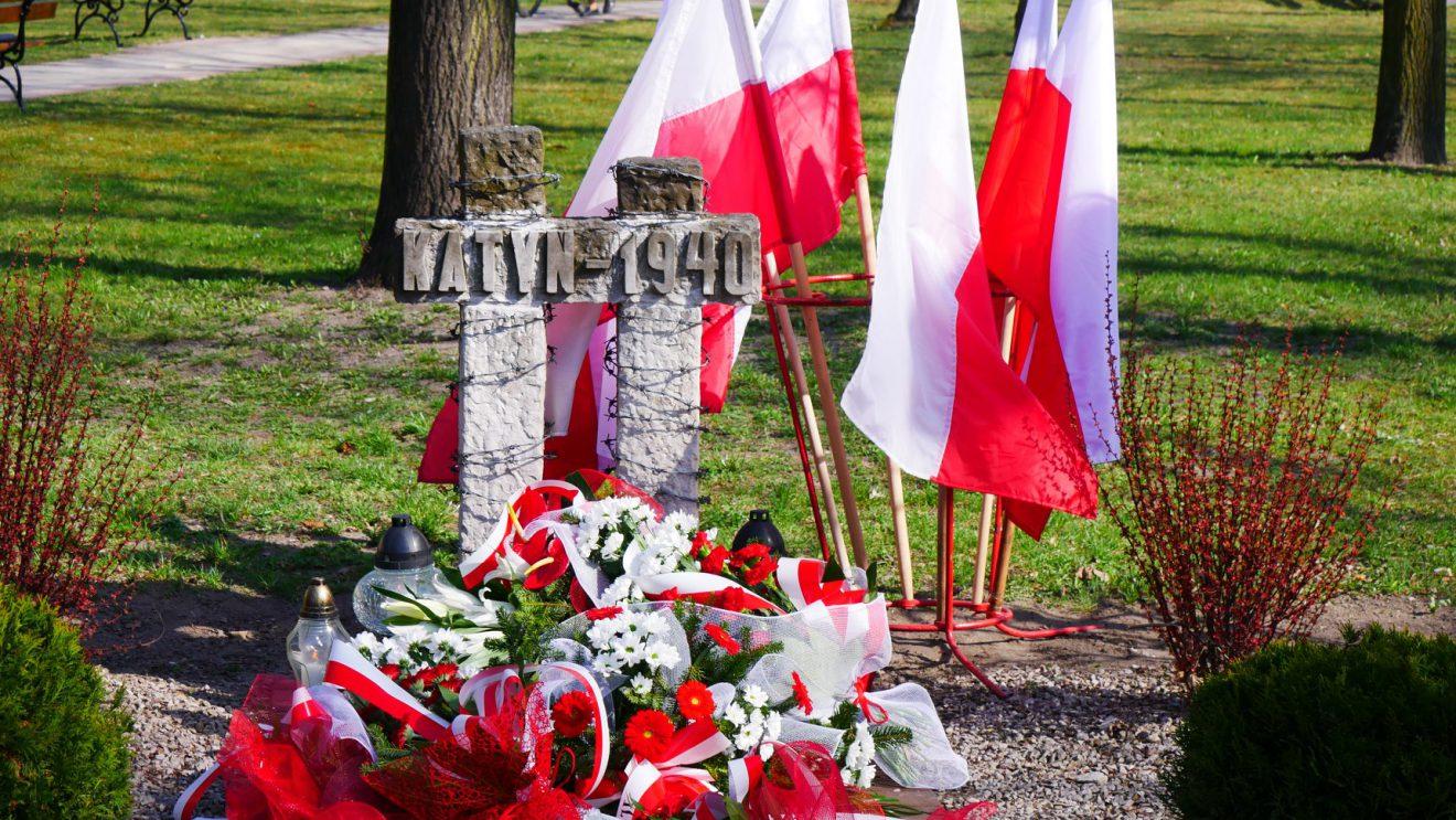 Uczcijmy pamięć zamordowanych w Katyniu