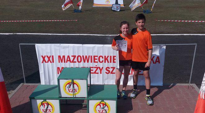 Aleksandra Niziołek z awansem na Mistrzostwa Polski
