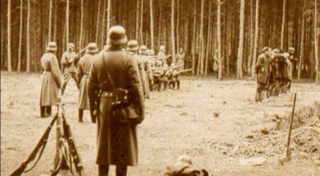 79. rocznica pacyfikacji wsi Skłoby
