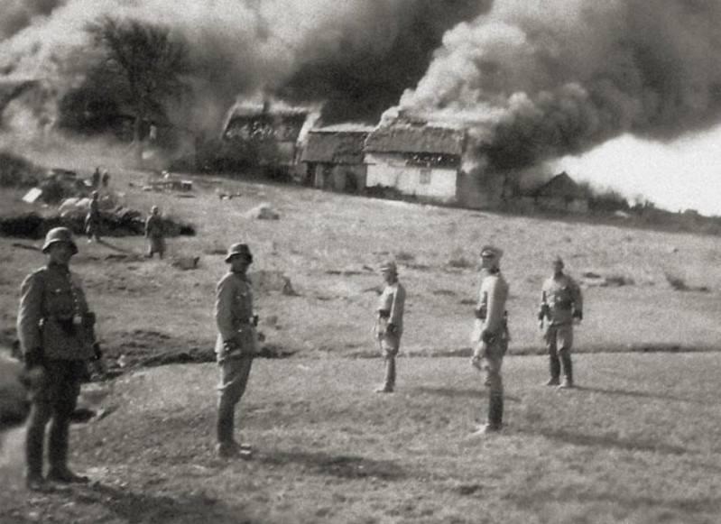 80. rocznica mordu na mieszkańcach wsi Skłoby