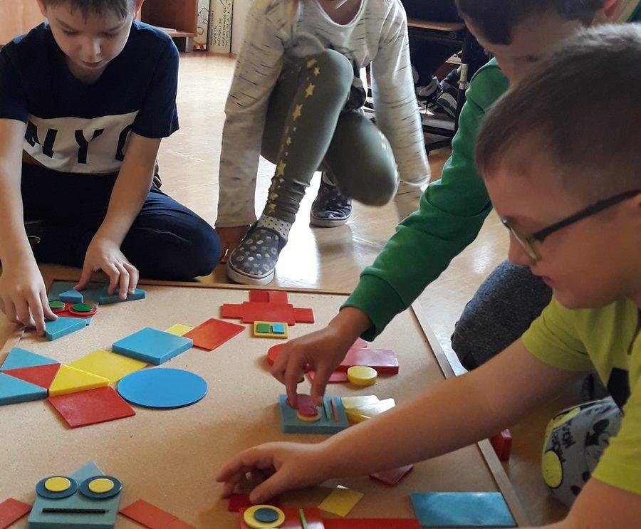 Dzień matematyki w szkole w Sadku