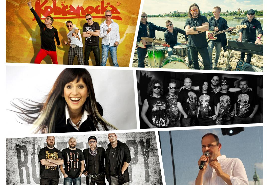 Legendy polskiej muzyki rockowej wystąpią w Szydłowcu!