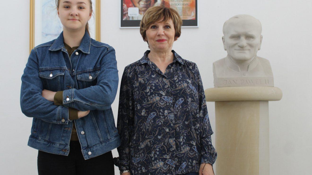 Wiktoria Nowocień finalistką ogólnopolskiego konkursu historycznego